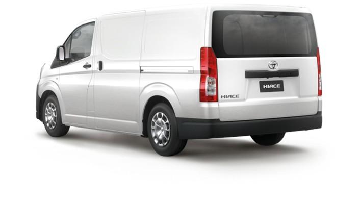 Toyota Hiace Public 2020 Exterior 004