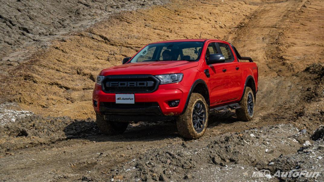 2021 Ford Ranger FX4 MAX Exterior 066