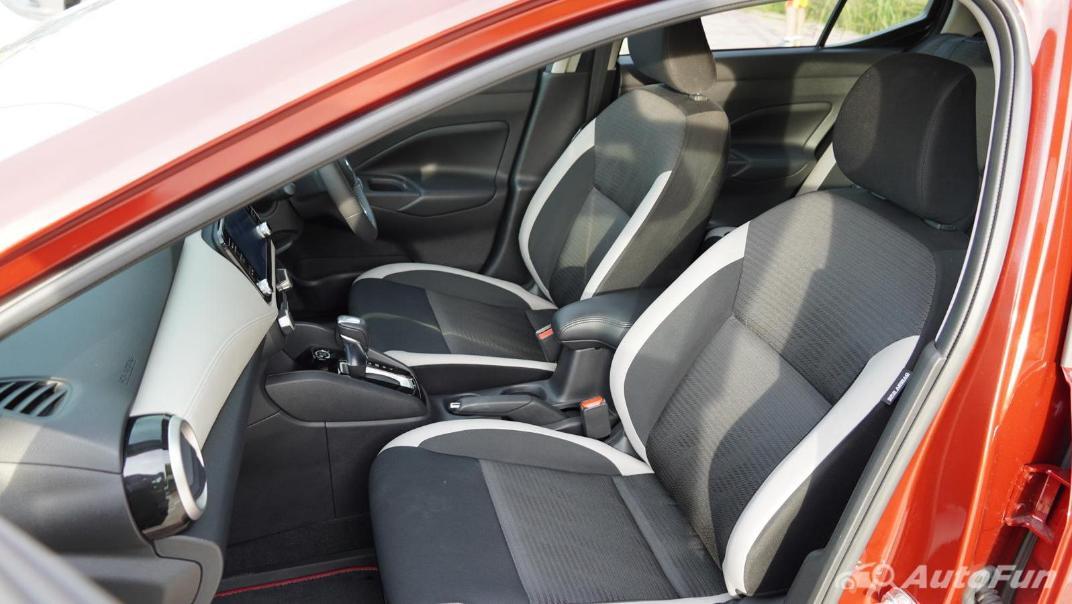 2020 Nissan Almera 1.0 Turbo VL CVT Interior 038