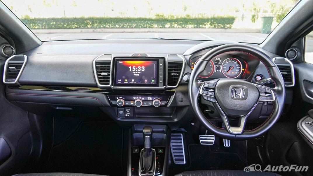 2020 Honda City 1.0 RS Interior 003