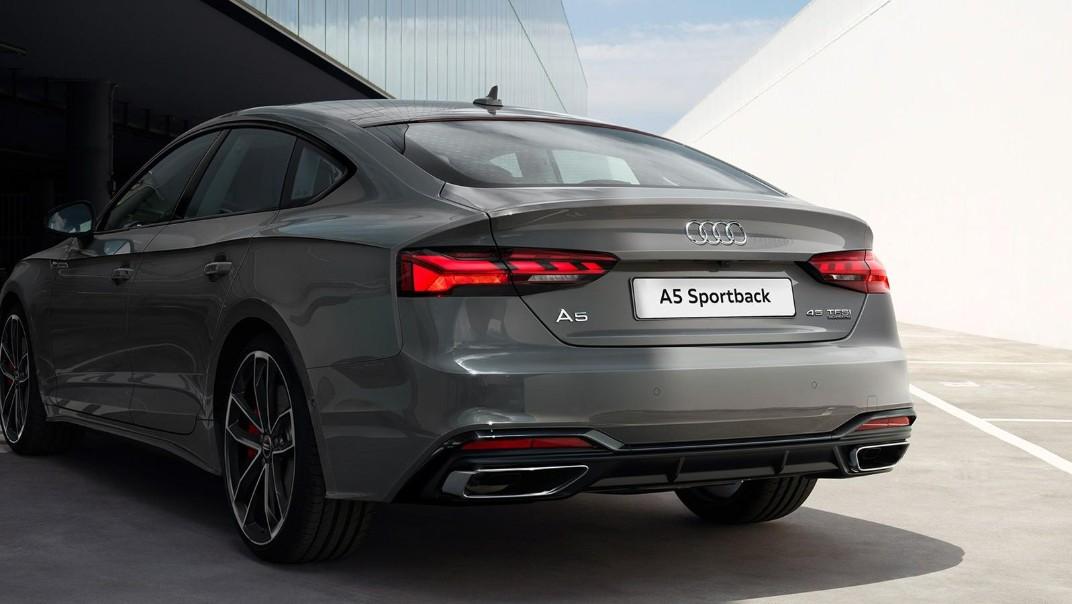 Audi A5 Sportback 2020 Exterior 007