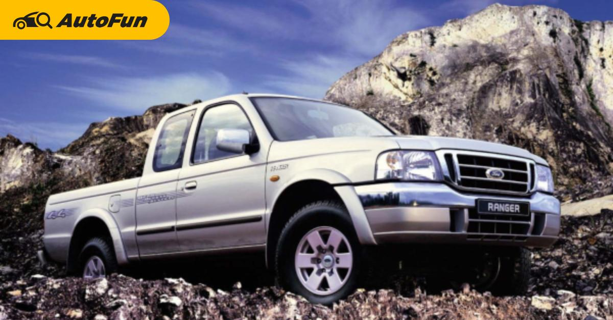 Ford Ranger มีดียังไง ถึงได้ชื่อกระบะนิรภัย กับจุดเปลี่ยนครั้งใหญ่แค็ปเปิดได้เป็นครั้งแรกในไทย 01