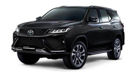 2021 Toyota Fortuner 2.4 Legender ราคารถ, รีวิว, สเปค, รูปภาพรถในประเทศไทย | AutoFun