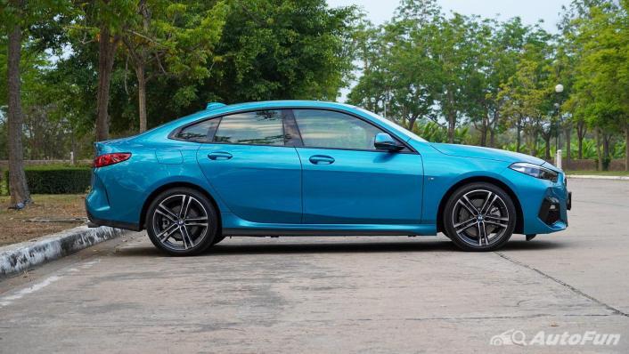 2021 BMW 2 Series Gran Coupe 220i M Sport Exterior 004