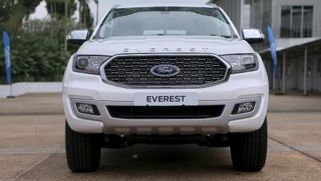 ราคา 2021 Ford Everest Titanium ใหม่ สเปค รูปภาพ รีวิวรถใหม่โดยทีมงานนักข่าวสายยานยนต์   AutoFun