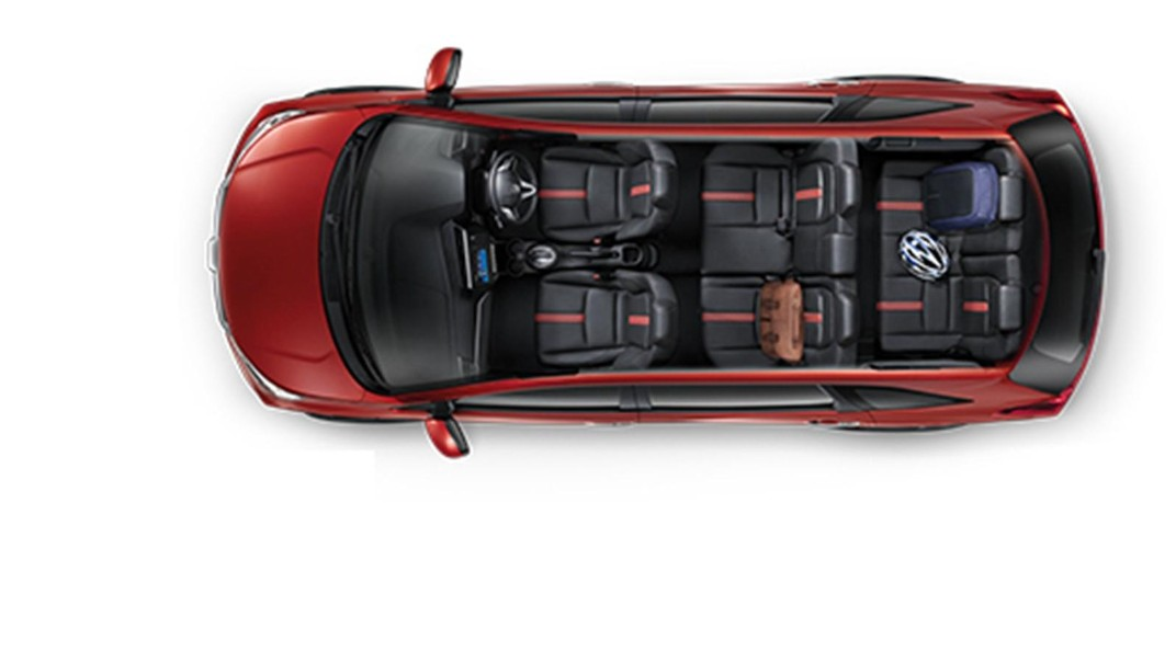 Honda BR-V 2020 Interior 012