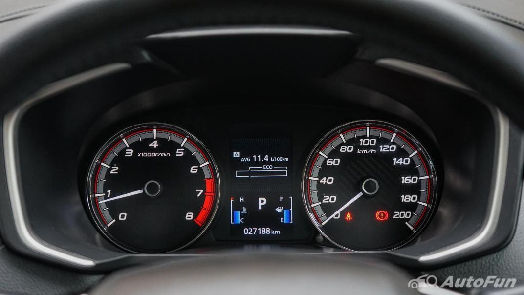 2020 1.5 Mitsubishi Xpander GLS-LTD Interior 004