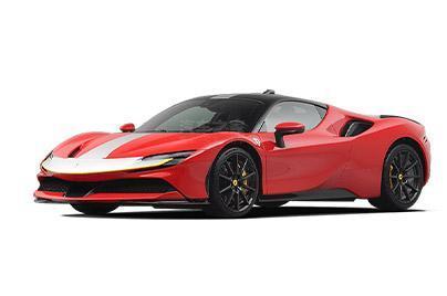 2020 Ferrari SF90 Stradale 4.0 V8