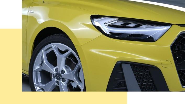 Audi A1 Sportback 2020 Exterior 006