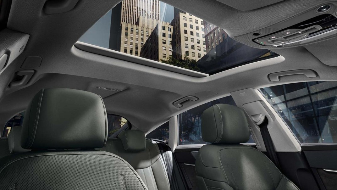 Audi A7 Sportback Public 2020 Interior 007