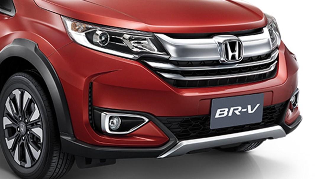 Honda BR-V 2020 Exterior 020