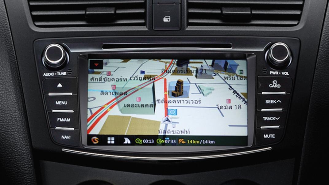 Mazda BT-50 Pro 2020 Interior 004