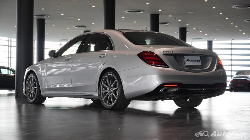 Full Review 2019 Mercedes-Benz S560e AMG Premium 6.999 ล้านบาท คุ้มค่าตัวก่อนปรับโฉมปีหน้า 02