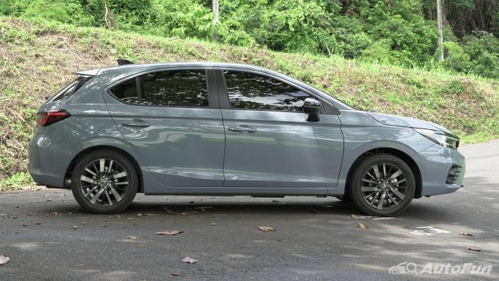 2021 Honda City Hatchback e:HEV RS Exterior 004