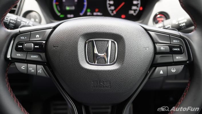 2021 Honda City Hatchback e:HEV RS Interior 004