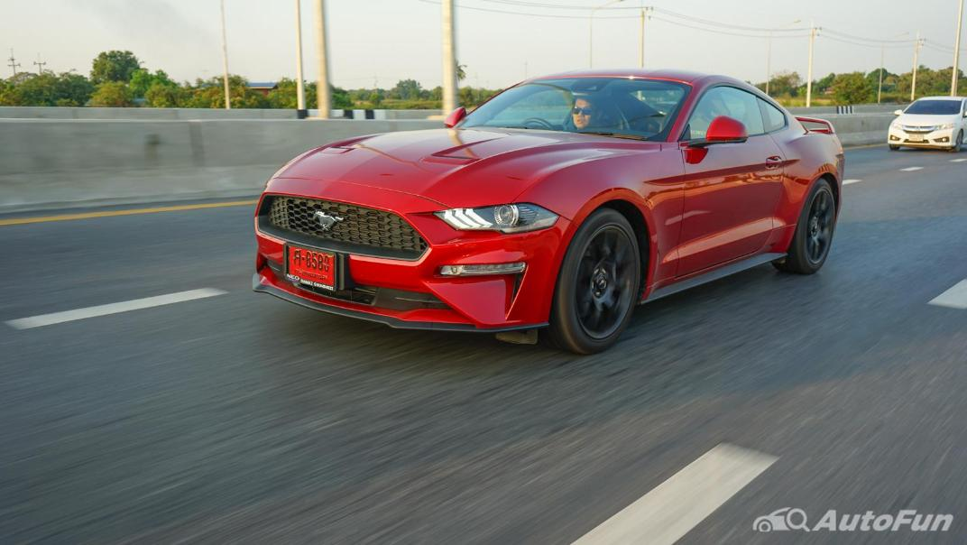 2020 Ford Mustang 2.3L EcoBoost Exterior 043