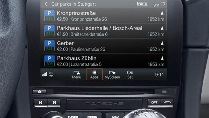 Porsche 911 2020 Interior 006