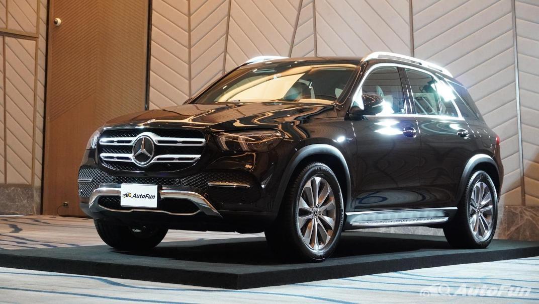2021 Mercedes-Benz GLE-Class 350 de 4MATIC Exclusive Exterior 057