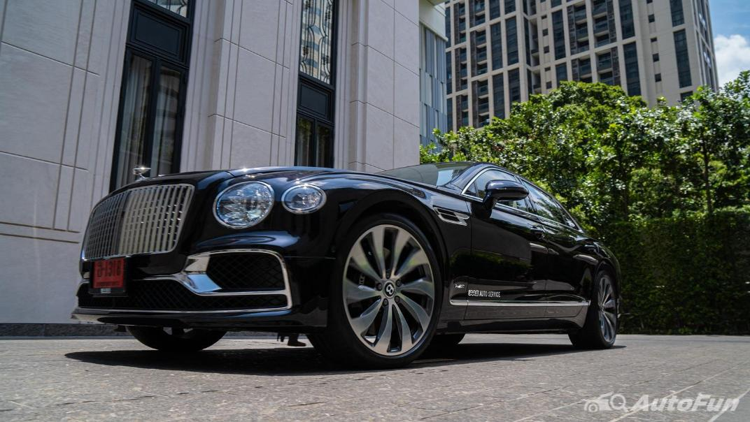 2020 Bentley Flying Spur 6.0L W12 Exterior 050