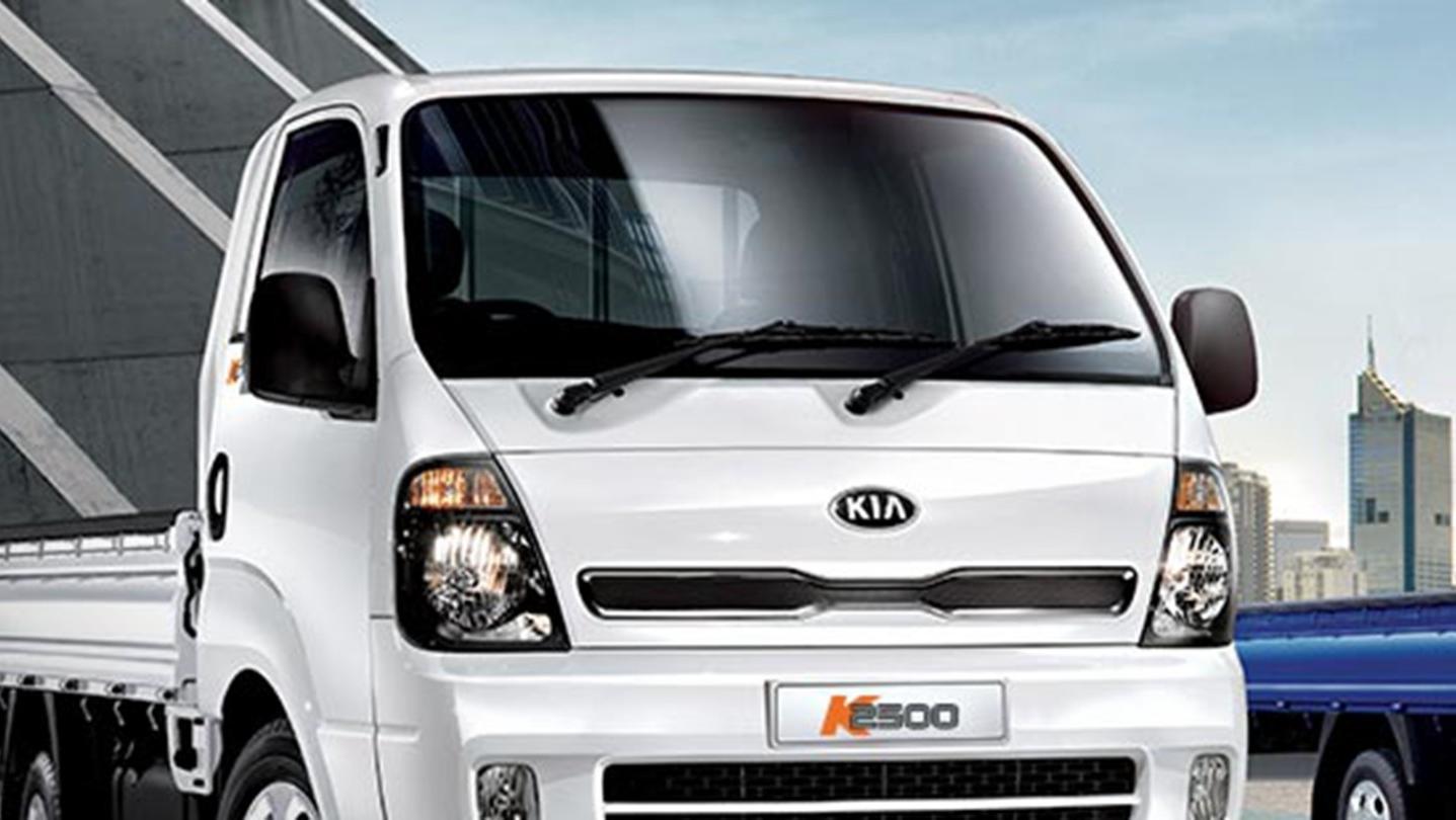 Kia K2500 2020 Exterior 002