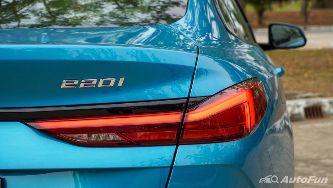 2021 BMW 2 Series Gran Coupe 220i M Sport Exterior 024