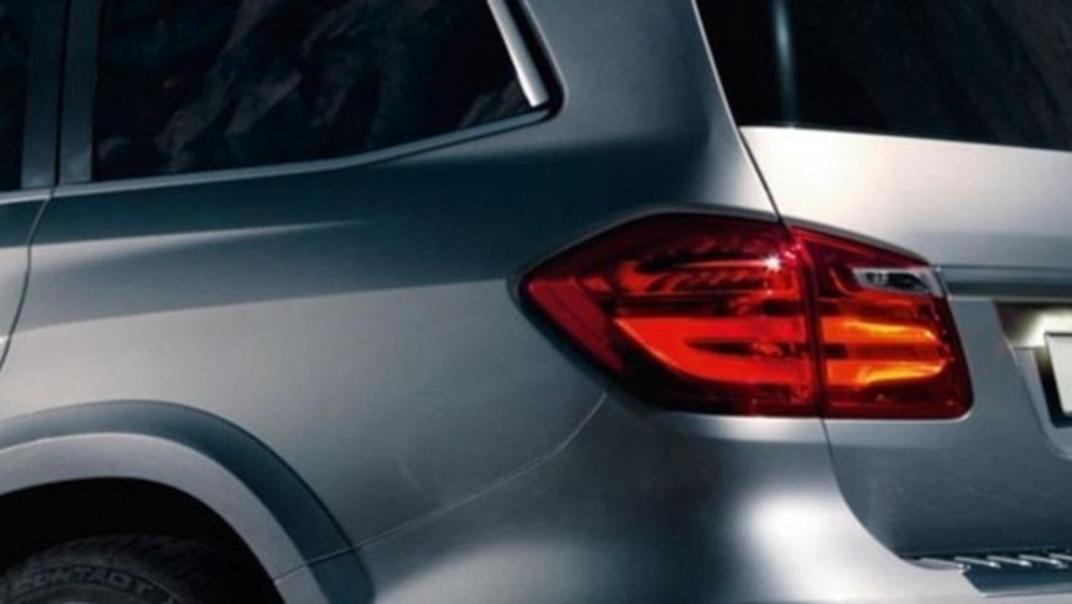 Mercedes-Benz GL-Class 2020 Exterior 011