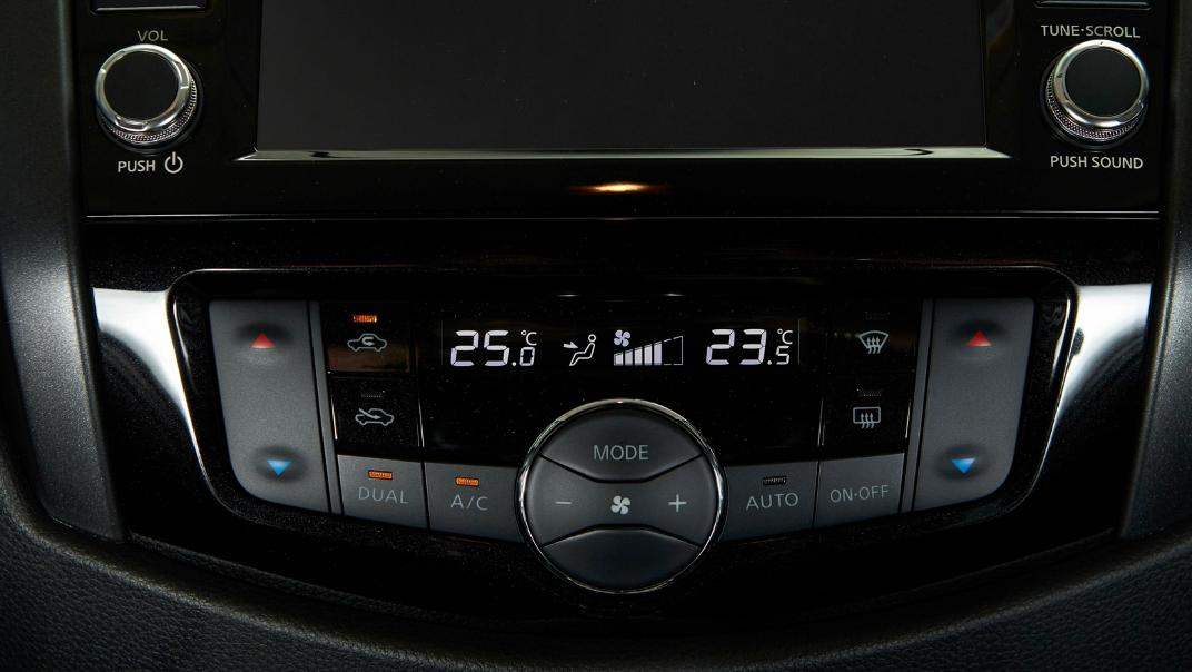 2021 Nissan Navara PRO-4X Interior 074