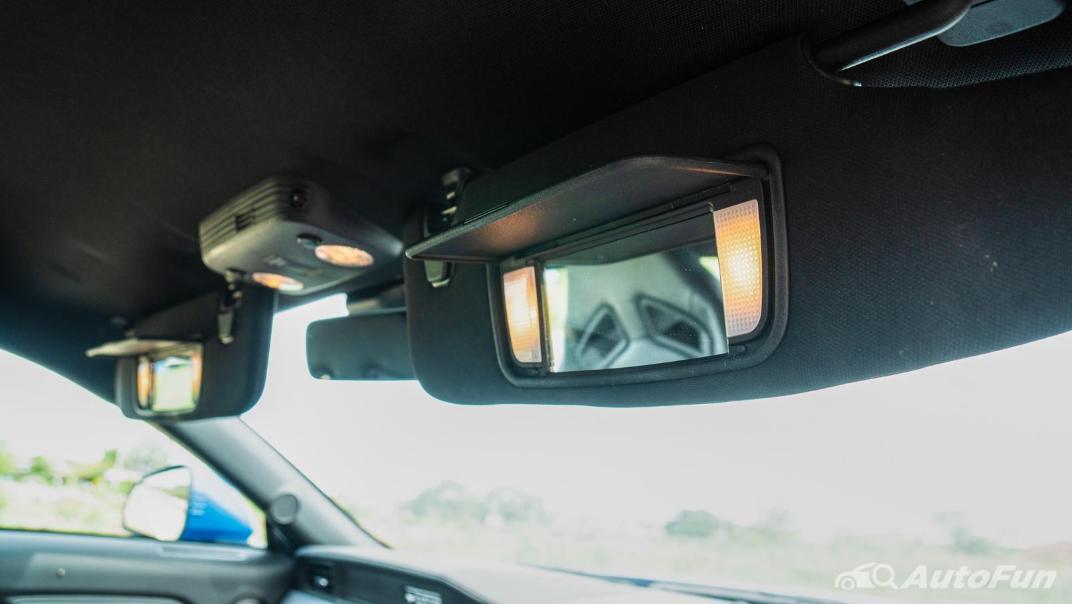2020 Ford Mustang 5.0L GT Interior 030