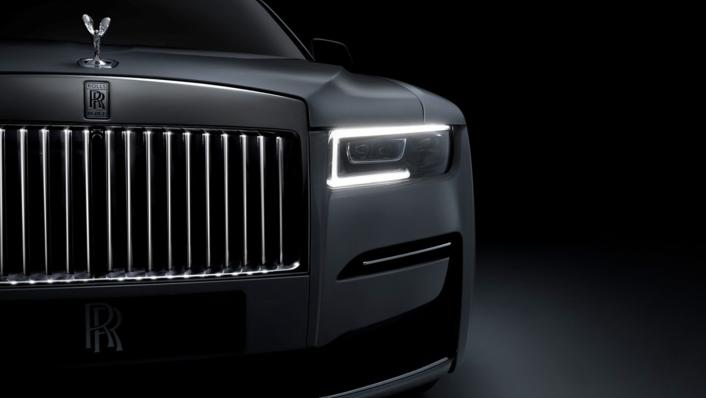 2021 Rolls-Royce Ghost Extended Exterior 009