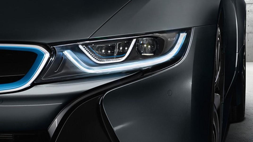 BMW I8 Public 2020 Exterior 002