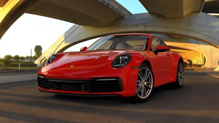 Porsche 911 2020 Exterior 002