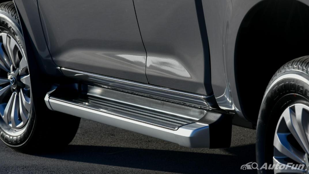 Mazda BT-50 Pro 2021 Exterior 050