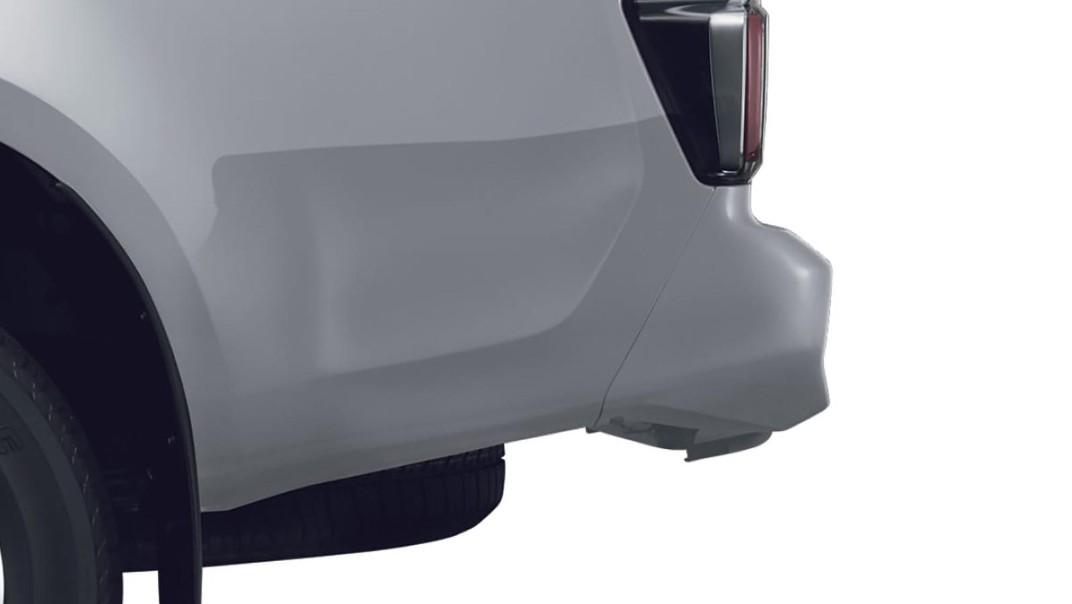 Isuzu D-Max 2-Door Public 2020 Exterior 003