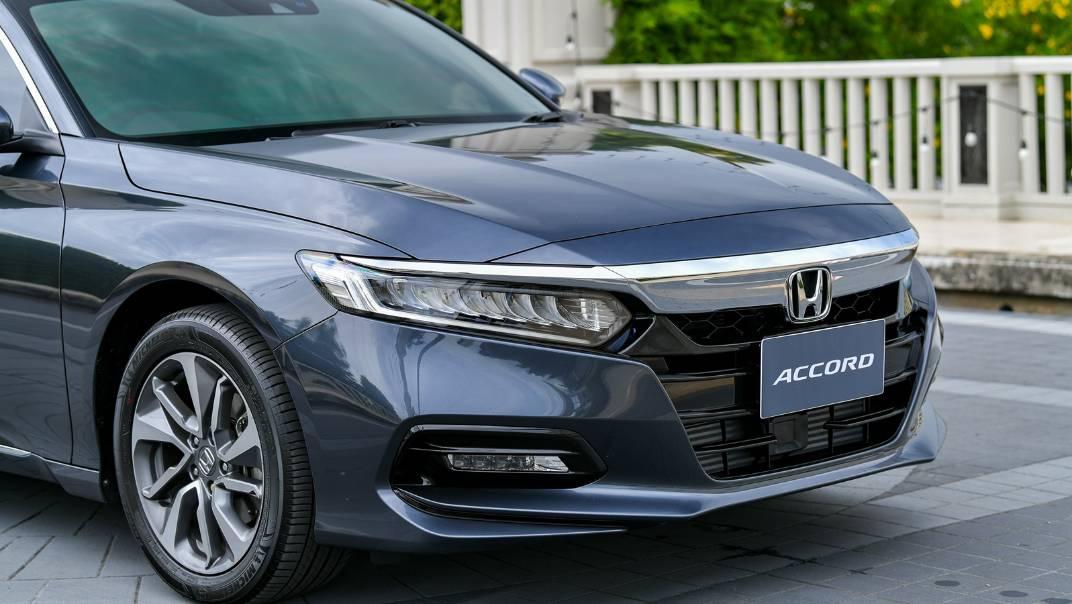 2021 Honda Accord 1.5 Turbo EL Exterior 015