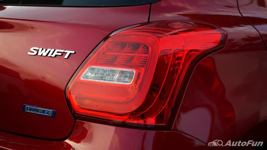 2020 Suzuki Swift 1.2 GL CVT Exterior 021