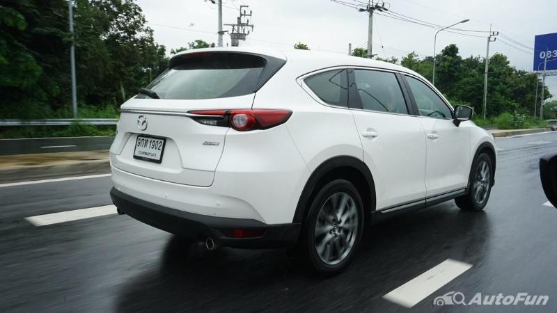 ไขข้อสงสัย ทำไม Mazda CX-8 ถึงวิ่งกันเกลื่อนถนนเมืองไทย 02