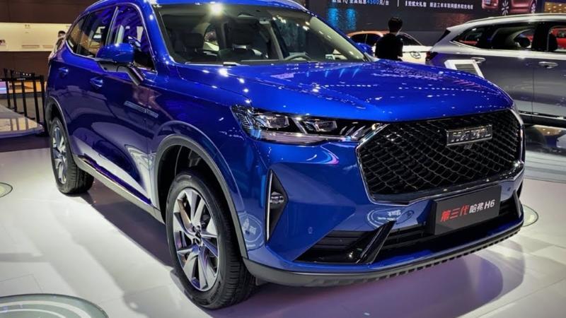ลางไม่ดี! 2021 Haval H6 โดนแซงยอดขายจาก SUV จีน หลังครองอันดับหนึ่งมา 93 เดือน 02