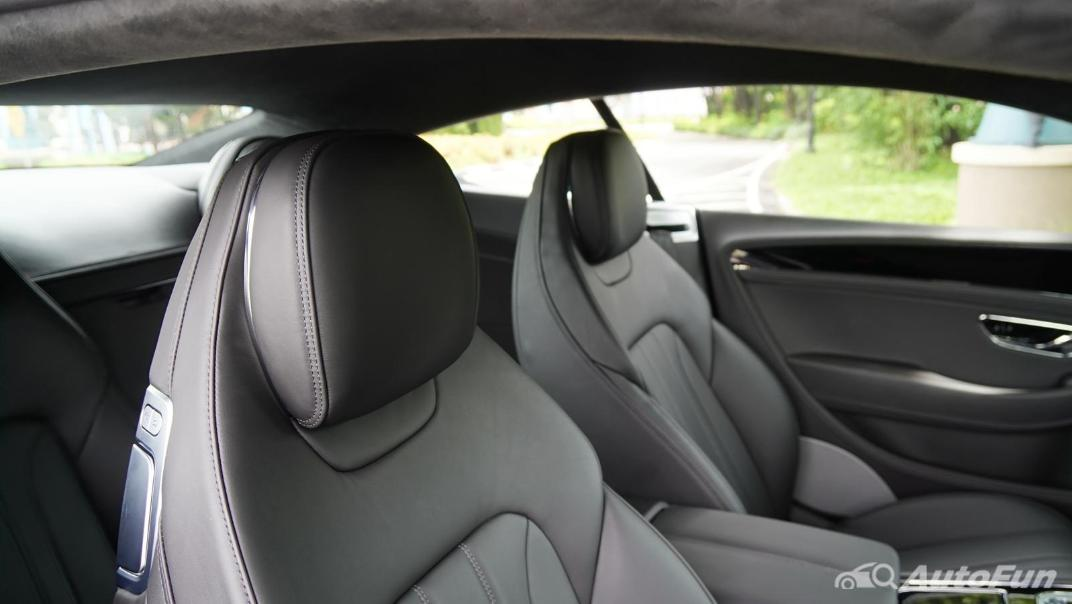2020 Bentley Continental-GT 4.0 V8 Interior 040
