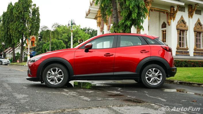 2020 Mazda CX-3 2.0 Base Exterior 008