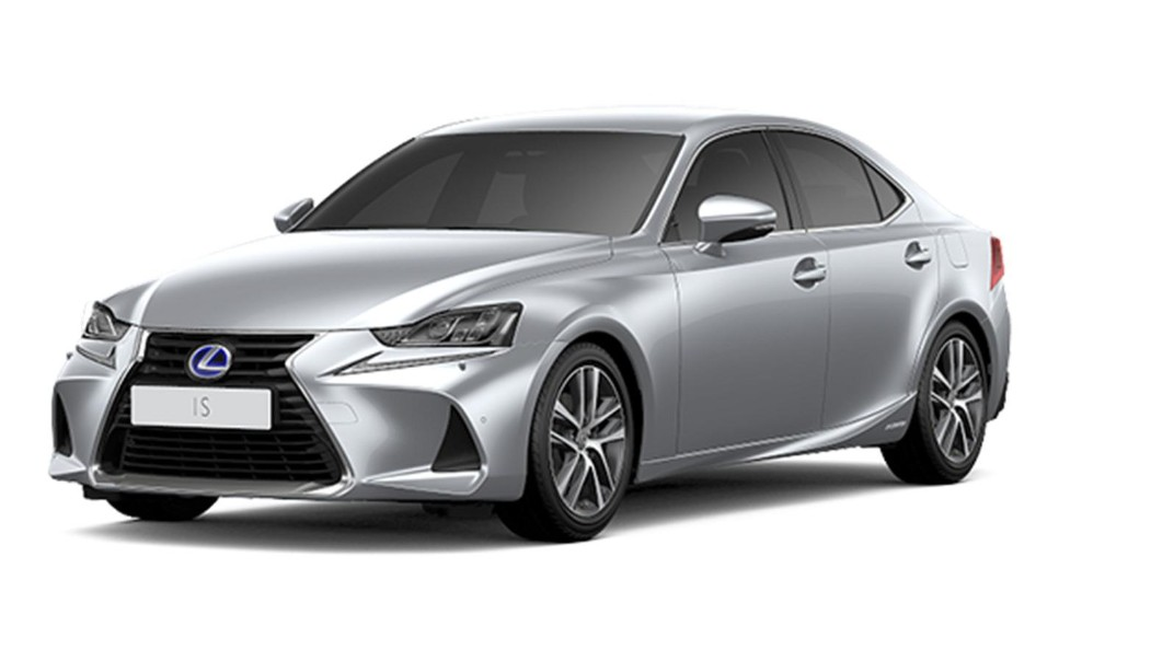 Lexus IS 2020 Exterior 001