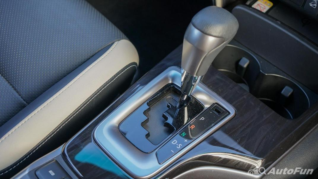 2020 Toyota Fortuner 2.8 Legender 4WD Interior 028