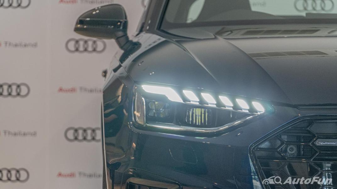 2020 Audi A4 Avant 2.0 45 TFSI Quattro S Line Black Edition Exterior 092