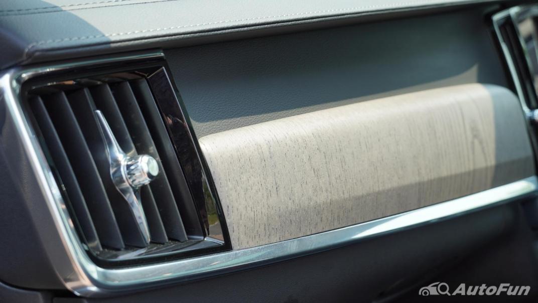 2021 Volvo S90 Recharge Interior 016