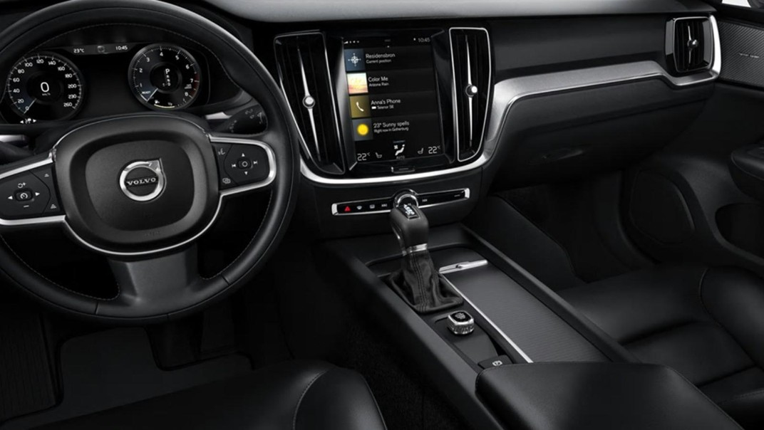 Volvo S60 Public 2020 Interior 002