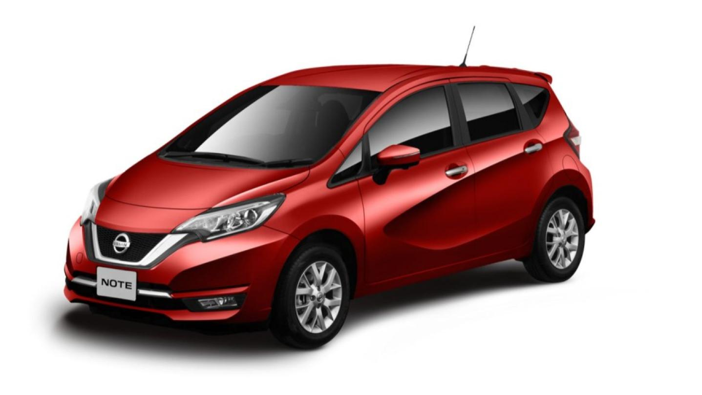 Nissan Note 2020 Exterior 006