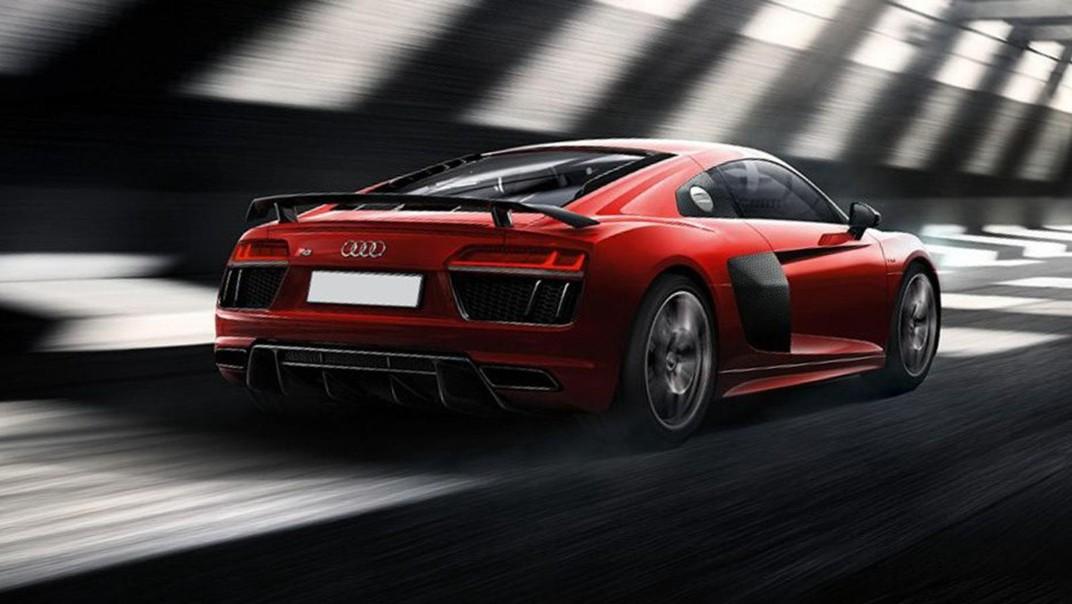 Audi R8 2020 Exterior 001
