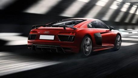 Audi R8 Coupe V10 5.2 FSI quattro ราคารถ, รีวิว, สเปค, รูปภาพรถในประเทศไทย | AutoFun