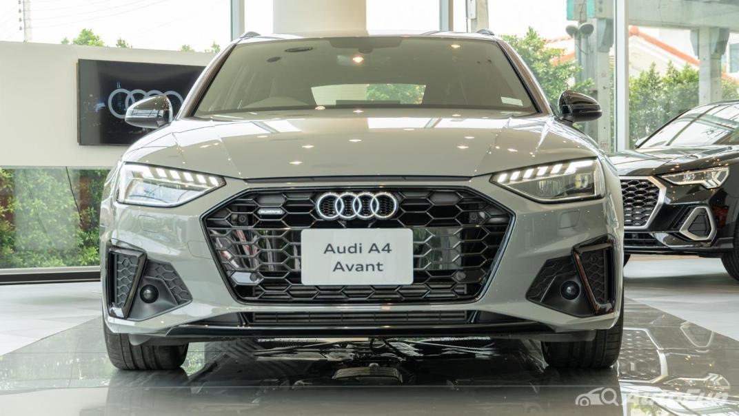 2020 Audi A4 Avant 2.0 45 TFSI Quattro S Line Black Edition Exterior 059