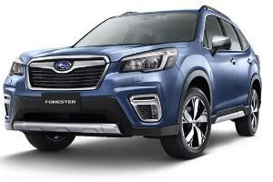 Subaru Forester 2021 ราคาเริ่มต้น1.03 ล้านบาท  รถ SUV สำหรับครอบครัวที่รักการผจญภัย