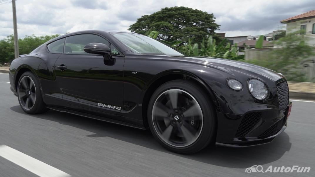 2020 Bentley Continental-GT 4.0 V8 Exterior 059
